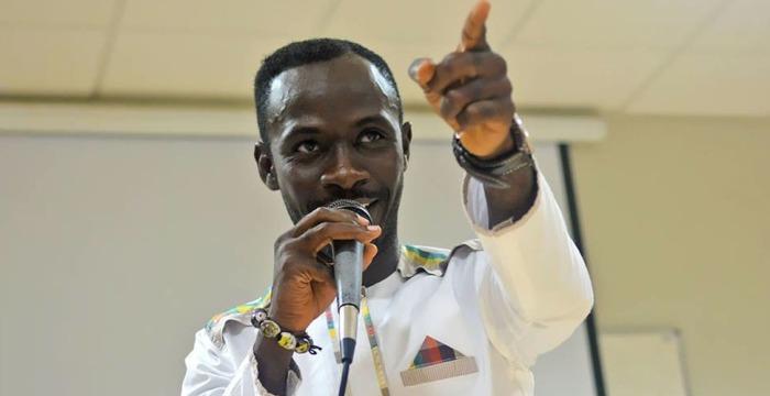 Okyeame Kwame at Ashesi